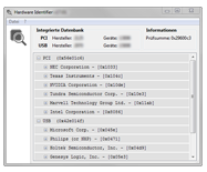 Hardware Identifier: Screenshot